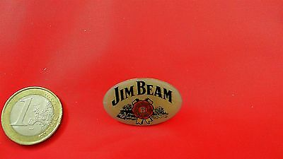Jim Beam Bourbon Whiskey Logo Pin Badge