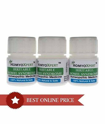 HomyoXpert Irritable Bowel Syndrome Homeopathic Medicine For One Month