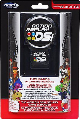Action Replay DSi by Datel Platform : Nintendo DS,Nintendo DSi Full touch screen