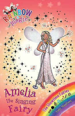 Amelia the Singing Fairy by Daisy Meadows (Paperback, 2011) New Book