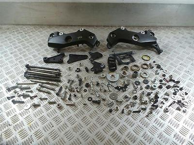 2010 Honda CB 600 HORNET (2007- ) Assorted Bolt Kits