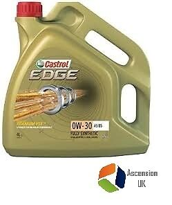 Castrol Edge 0W30 A5/b5 Fully Synthetic Engine Oil 4 Litre - 1531B1