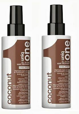 Revlon Uniq One - Coconut (2 pack)
