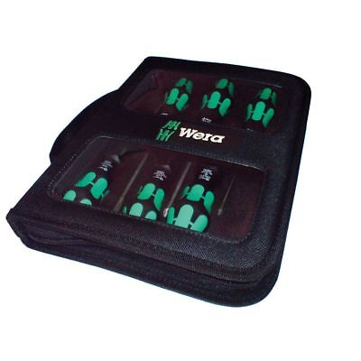 Wera Kraftform 6 Pièces Laser Pointe Set de Tournevis, Fente, Pz , Ph, &