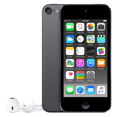 Apple iPod touch 5th Generation Space Grey (16GB)