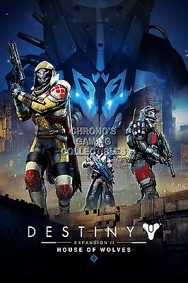 EXT711 Destiny Age of Triumph PS4 XBOX ONE RGC Huge Poster