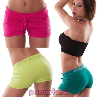 shorts woman sport shorts fitness dance gym STRASS dance new FC-6