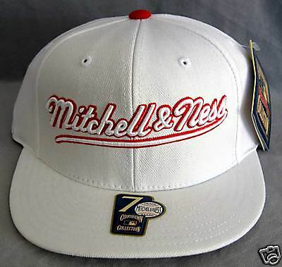 BIG Mitchell & Ness Branded Cap brother Hood size 7