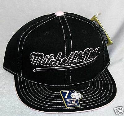 BIG Mitchell & Ness branded Cap brother hood size 7 3/8