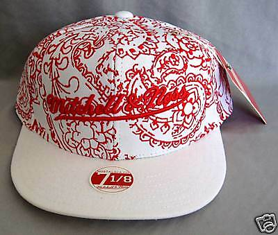 BIG Mitchell & Ness Branded Cap Brother Hood size 7 1/8