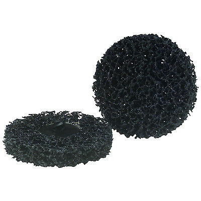 3M Scotch-Brite Roloc Coating Removal Disc TR With Adaptor Coarse, 3 inch, 07461