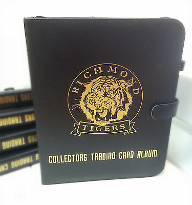 Afl Club Collectors Trading Cards Album -- Richmond