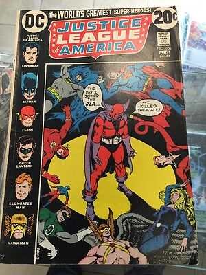 Justice League of America DC Comics issue 106