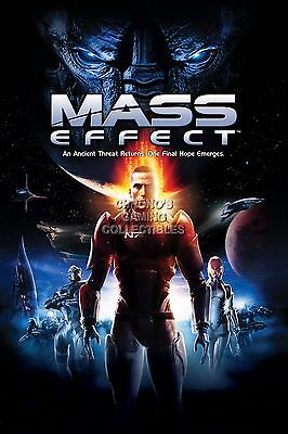 Mass Effect 3 Normandy PS4 PS3 XBOX ONE 360 1 2 RGC Huge Poster OTH217