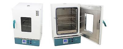 New LCD 2 in 1 Drying Oven & Incubator 16×14×18″ 65L Fast Shipping