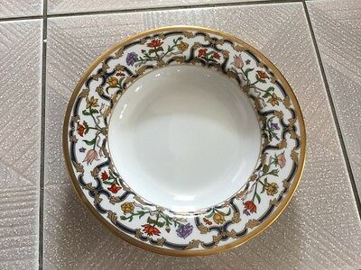 CHRISTIAN DIOR 'RENAISSANCE' SOUP BOWL - new 9.25in. dia. - Prestine