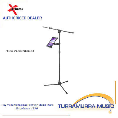 Xtreme AP21 iPad / Tablet Holder - Clamp or screw on to Microphone Stand