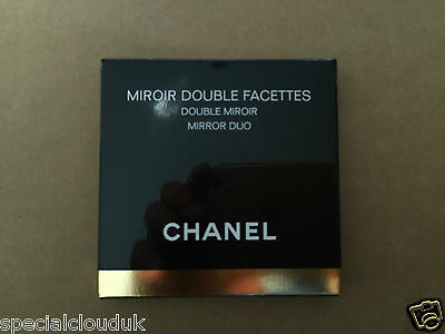 New Chanel Miroir Double Facettes Double Mirror 100%  Authentic Next Day