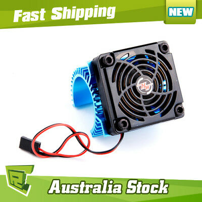 86080120 Hobby Wing 5V Cooling Fan Combo C1 for 36 Brushless Motor w/ heat Sink