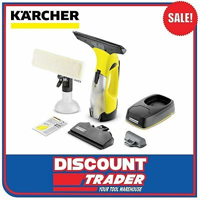 Karcher Window Vacuum WV 5 Premium NSCK - Extra Battery Dual Charger 1.633-444.0