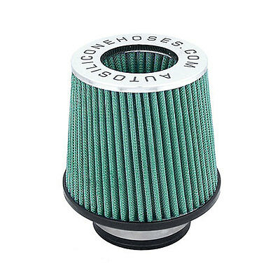 Green Performance Air Induction Filter Twin Cone