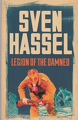 Legion of the Damned by Sven Hassel (Paperback) New Book