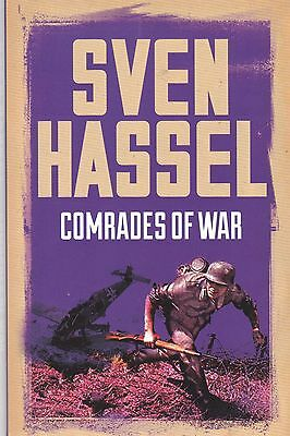 Comrades of War by Sven Hassel (Paperback) New Book