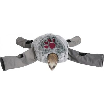 Rosewood Octopus Sleep n Play Small Animal Ferret, Rat, Dwarf Rabbit Play Tunnel
