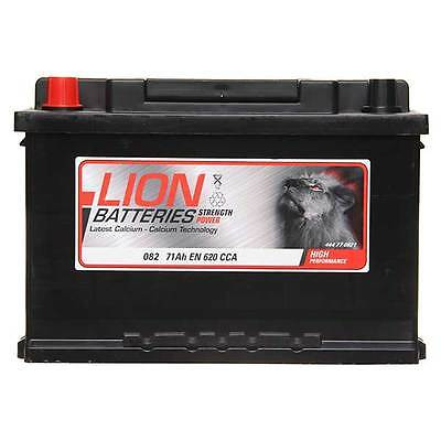 Type 082 620CCA 3 Years Warranty OEM Replacement Lion Batteries Car Battery 71Ah