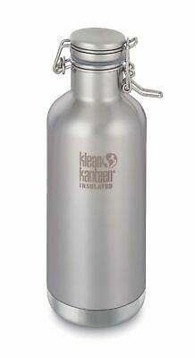 Klean Kanteen - Classic Growler Insulated 910ml Brushed Stainless - Swing Cap