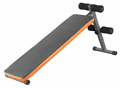 Sit up bench Ab crunch folding abdominal exercise workout board