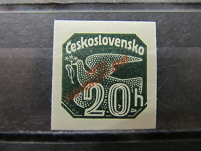 A2P7 SLOVAKIA NEWSPAPER STAMP 1939 20h MH*