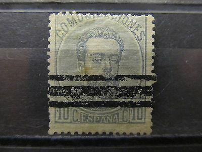 A2P8 SPAIN 1872-73 10c USED