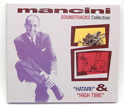 Hatari!/High Time [Original Motion Picture Soundtracks] Henry Mancini ~ New CD