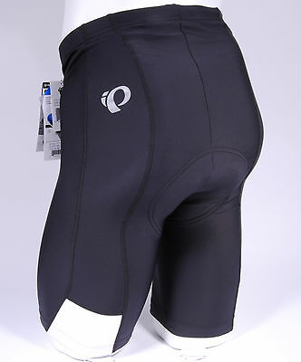 Pearl Izumi Quest Splice Men's Cycling Shorts Black/White, Size Extra Large