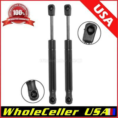 Pair of 2 Front Trunk Gas Charged Lift Support Shocks For 97-04 Porsche Boxster