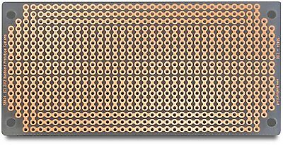 SB404 Solderable PC BreadBoard, 1 Sided PCB by BusBoard Prototype Systems (NEW)
