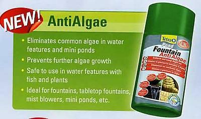TETRA POND FOUNTAIN ANTI ALGAE 250ml