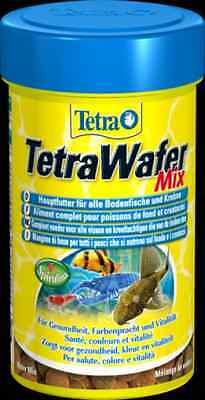 Tetra Wafer Mix Ml.100 Pesci Tropicali Acquario Acquari