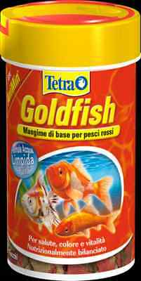 Tetra Gold Fish Goldfish Ml.250 Fiocchi Per Pesci Rossi