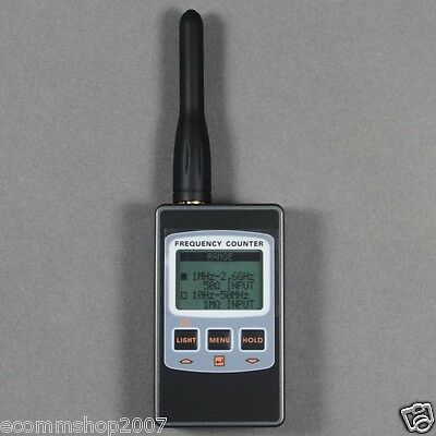 Portable Frequency Counter IBQ2006ST for 2 way radio Kenwood Wouxun Icom