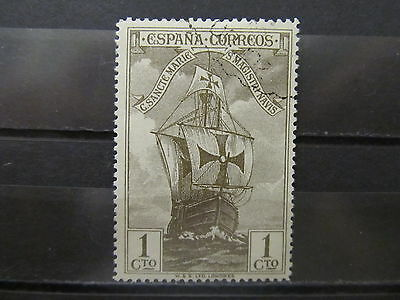A2P8 SPAIN 1930 1c USED