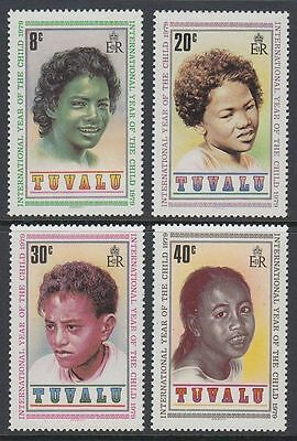 Tuvalu 1979 International Year of the Child MNH