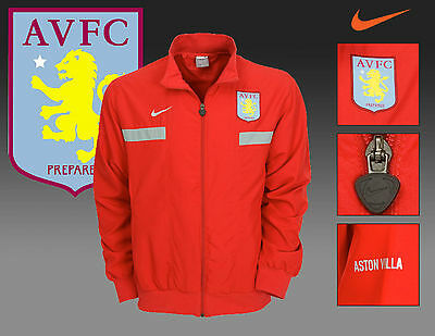 Men's Clothing Strict New Nike Vintage Arsenal Football Club Perforated Tracksuit Jacket Red M Tracksuits & Sets