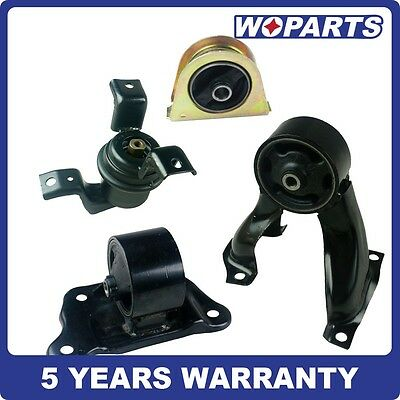 Motor /& Trans Mount 4PCS M273 For 2002-2007 Mitsubishi Lancer 2.0L Manual Trans