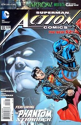 Action Comics Vol. 2 (2011-2016) #13 (Rags Morales Variant)