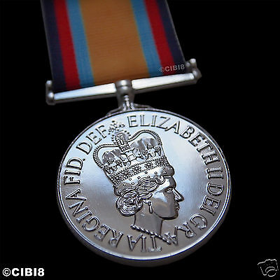 British Gulf War Medal 1990-1991 Full Size Military Award Decoration Army Repro