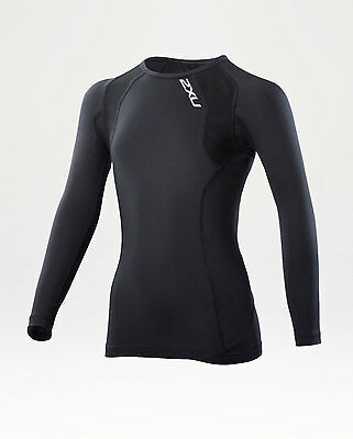 NEW 2XU Youth Compression Long Sleeve Top Youth Other