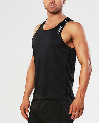 NEW 2XU X Tech Singlet Mens Shirts