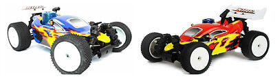 Acme NB16 Nitro / Petrol Rc Remote Controlled off road buggy car 1/16 scale New